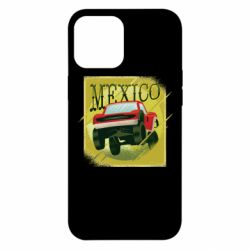 Чохол для iPhone 12 Pro Max Mexico Super Truck