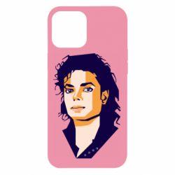 Чохол для iPhone 12 Pro Max Michael Jackson Graphics Cubism