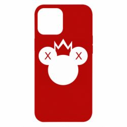 Чохол для iPhone 12 Pro Max Mickey with a crown