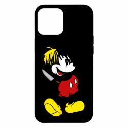 Чохол для iPhone 12 Pro Max Mickey XXXTENTACION