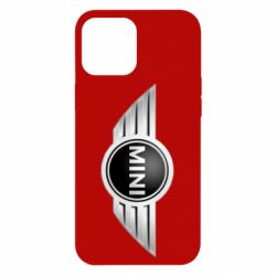 Чехол для iPhone 12 Pro Max Mini Cooper
