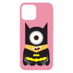 Чохол для iPhone 12 Pro Max Minion Batman
