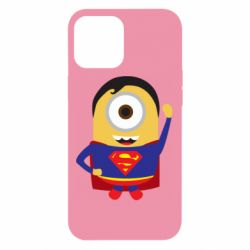Чохол для iPhone 12 Pro Max Minion Superman