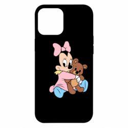 Чохол для iPhone 12 Pro Max Minnie And Bear
