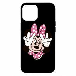 Чохол для iPhone 12 Pro Max Minnie Mouse
