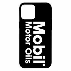Чехол для iPhone 12 Pro Max Mobil Motor Oils
