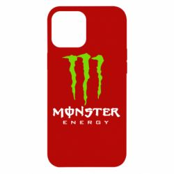 Чехол для iPhone 12 Pro Max Monster Energy Classic