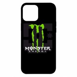Чохол для iPhone 12 Pro Max Monster Energy DC