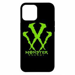 Чехол для iPhone 12 Pro Max Monster Energy W