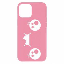 Чохол для iPhone 12 Pro Max Мордочка Аніме