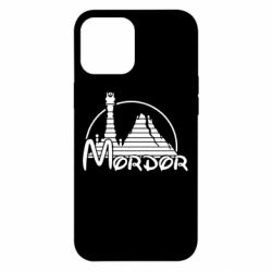 Чехол для iPhone 12 Pro Max Mordor (Властелин Колец)