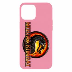 Чехол для iPhone 12 Pro Max Mortal Kombat