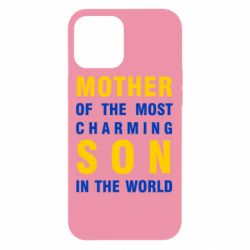 Чехол для iPhone 12 Pro Max Mother of Charming Son