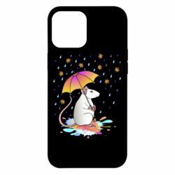 Чохол для iPhone 12 Pro Max Mouse and rain