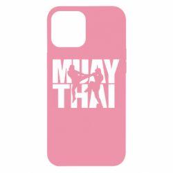 Чехол для iPhone 12 Pro Max Муай Тай