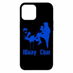 Чохол для iPhone 12 Pro Max Muay Thai Fighters