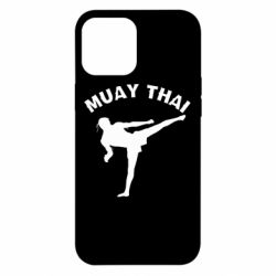 Чехол для iPhone 12 Pro Max Muay Thai