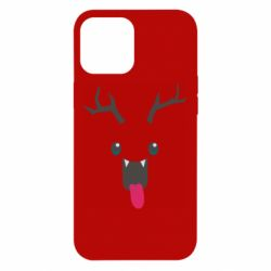 Чохол для iPhone 12 Pro Max Muzzle with horns