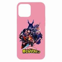 Чохол для iPhone 12 Pro Max My Hero Academia
