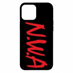 Чехол для iPhone 12 Pro Max N.W.A Logo