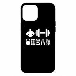 Чохол для iPhone 12 Pro Max Набір спортсмена