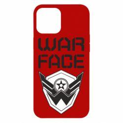 Чохол для iPhone 12 Pro Max Напис Warface