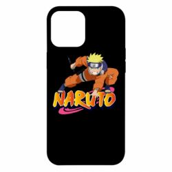 Чохол для iPhone 12 Pro Max Naruto with logo