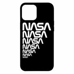 Чехол для iPhone 12 Pro Max NASA