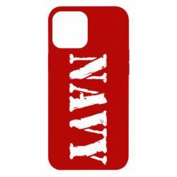Чохол для iPhone 12 Pro Max NAVY