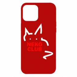 Чохол для iPhone 12 Pro Max Neko Club
