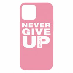 Чехол для iPhone 12 Pro Max Never give up 1