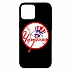 Чохол для iPhone 12 Pro Max New York Yankees