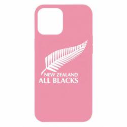 Чохол для iPhone 12 Pro Max new zealand all blacks