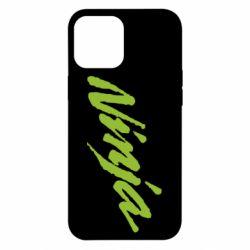 Чехол для iPhone 12 Pro Max Ninja