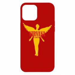 Чехол для iPhone 12 Pro Max Nirvana In Untero
