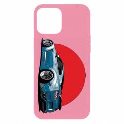Чехол для iPhone 12 Pro Max Nissan GR-R Japan