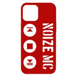 Чехол для iPhone 12 Pro Max Noize MC player