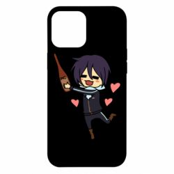 Чохол для iPhone 12 Pro Max Noragami and drink