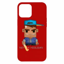 Чохол для iPhone 12 Pro Max Not a hooligan