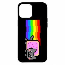 Чохол для iPhone 12 Pro Max Nyan cat