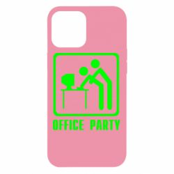 Чохол для iPhone 12 Pro Max Office Party