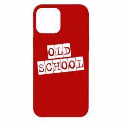 Чохол для iPhone 12 Pro Max old school