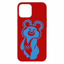 Чохол для iPhone 12 Pro Max Олімпійський Ведмедик