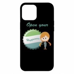Чохол для iPhone 12 Pro Max Open your