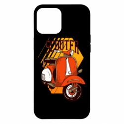 Чохол для iPhone 12 Pro Max Orange scooter