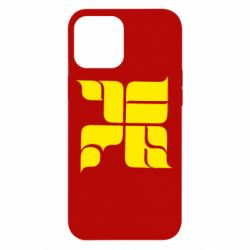 Чехол для iPhone 12 Pro Max Оу74 Танкоград