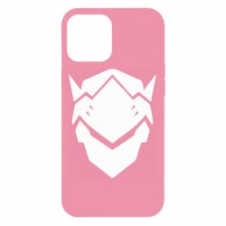 Чехол для iPhone 12 Pro Max Overwatch Genji