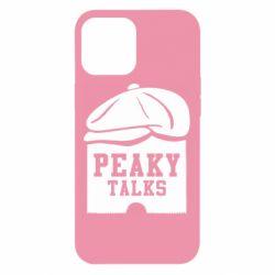 Чохол для iPhone 12 Pro Max Peaky talks