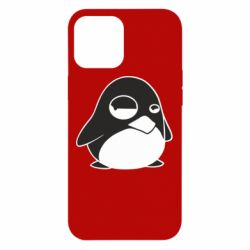 Чехол для iPhone 12 Pro Max Penguin