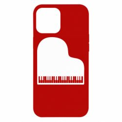 Чохол для iPhone 12 Pro Max Piano in the heart